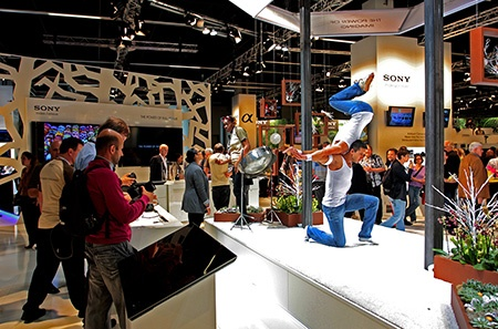 Sony: Photokina 2012