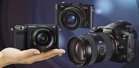 Sony: Photokina 2012 - trojice vybraných novinek