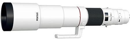 Pentax HD DA 560 mm 1:5,6 ED AW