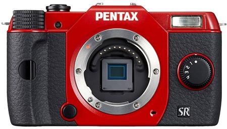 Pentax Q10 - bajonet