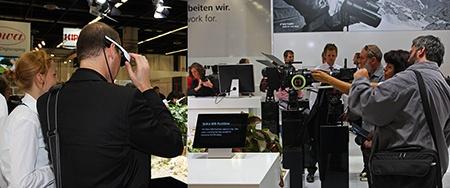 3D zobrazování a kinematografická technika