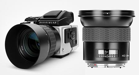 Hasselblad H5D a nový 24mm objektiv