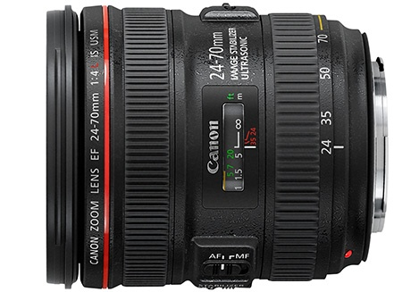Canon EF 24–70 mm 1:4L IS USM