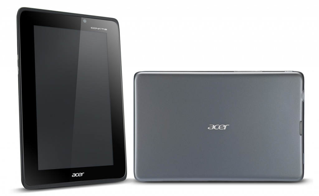 Acer Iconia Tab A110 - Grafika.cz