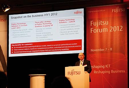Fujitsu Forum 2012