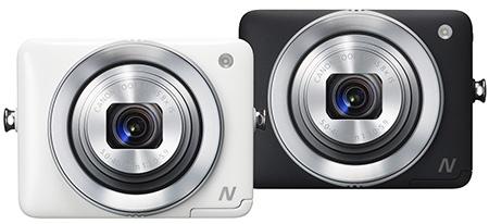 Canon PowerShot N - bílý a černý