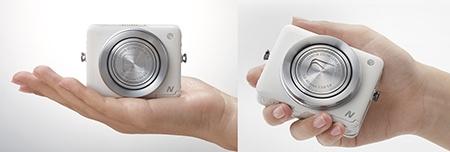 Canon PowerShot N - lehký a malý