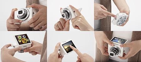 Canon PowerShot N s Wi-Fi