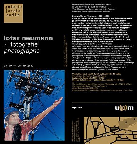 Lotar Neumann: Fotografie