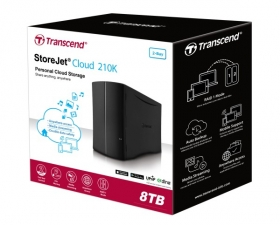 TRANSCEND StoreJet Cloud
